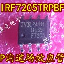 10PCS P IRF7205TRPBF IRF7205 F7205 SOP8 New and original