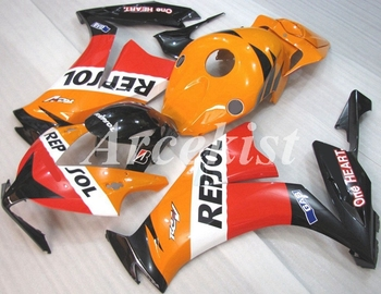 New ABS Injection Mold aftermarket Motorcycle Fairings Kit Fit For Honda CBR1000RR 2012 2013 2014 2015 bodywork repsol