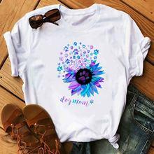 Графический женские футболки с принтом женская рубашка футболка