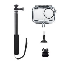 Underwater Sports Camera Diving Protection Covers  3201+6664+Extend the selfie stick