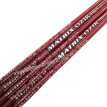 Купить с кэшбэком New Golf Clubs MATRIX OZIK HD4 16 corner Graphite shaft R or S Flex Golf driver wood shaft 8pcs/lot Free shipping