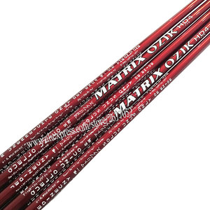 Image 1 - New Golf Clubs MATRIX OZIK HD4 16 corner Graphite shaft R or S Flex Golf driver wood shaft 8pcs/lot Free shipping