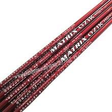 ¡Nuevo! matriz de palos de Golf OZIK HD4 16 eje de grafito de esquina R o S palo de Golf flexible 8 unids/lote envío gratis