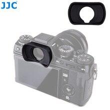 JJC okular muszla oczna wizjer puchar dla Fuji X T4 X T3 X T2 X T1 XT4 XT3 XT2 XT1 X H1 XH1 GFX100 GFX 50S zastępuje EC XT L