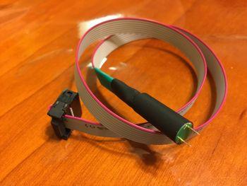 MSOP8 & TSSOP8 spring loaded pogo adapter for Smelecom USAProg DSP3