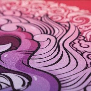 Image 5 - Original Esports tigre jeu LongTeng HuoYun lisse tapis de souris Flexible tapis de souris ourlet de haute qualité