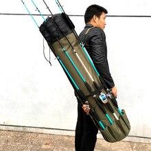 Fishing Bag Folding Fishing Rod Reel Bag Fishing Tackle Stor