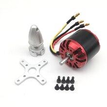 جديد الايولية 4250 800kv 560kv outrunner محرك كهربائي بلا شفرات RC محرك الطائرة