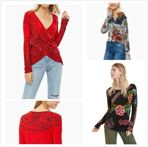 Spain Deg Various spring and autumn knitting bottoms and sweaters