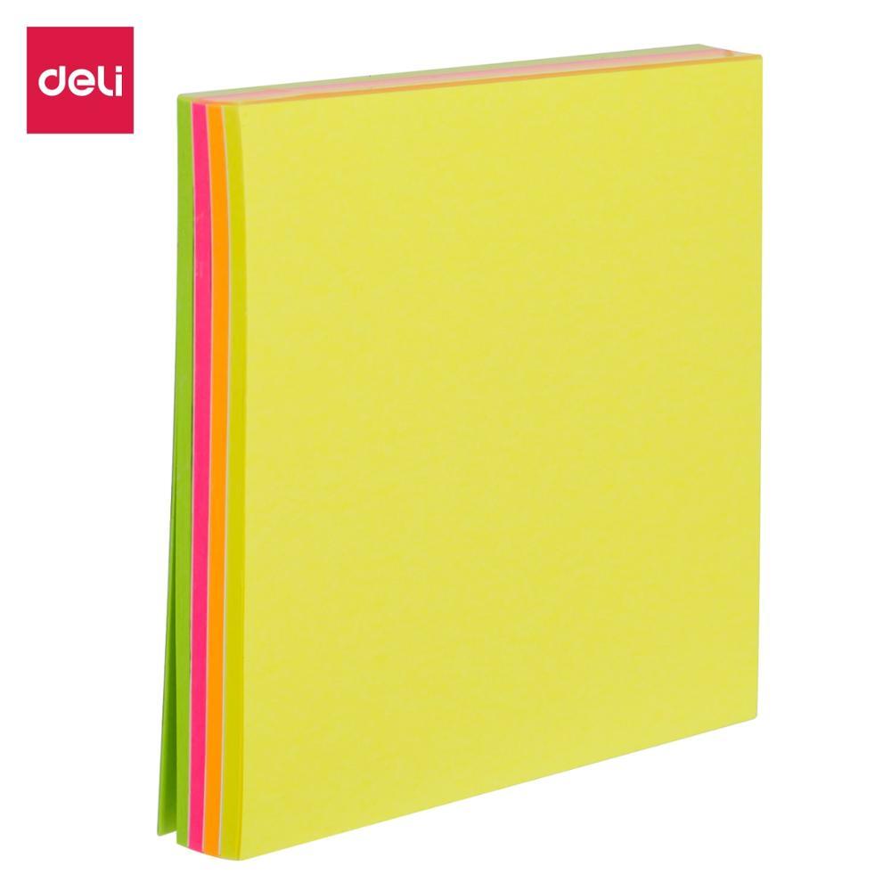 DELI EA02002 Sticky Notes size 3