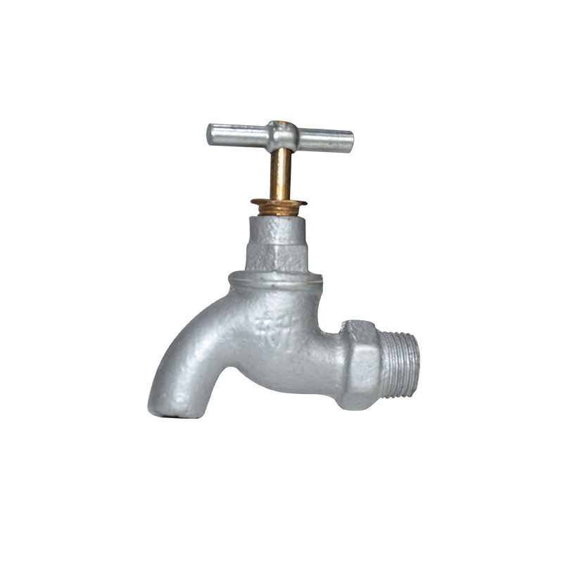 Manufacturers Supply Plumbing Accessories Crafts Loft Accessories Vintage Iron Tap Slow Open Tap Water Tap 4 Points