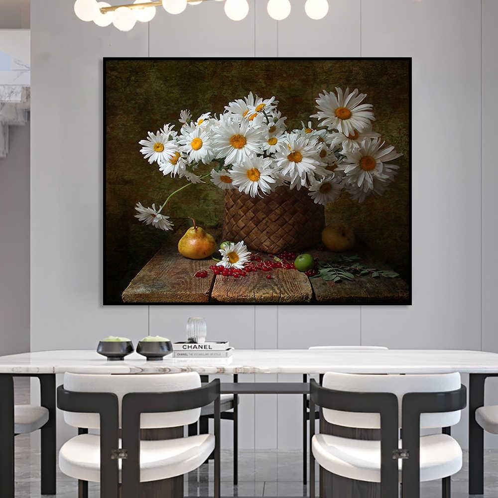 Lienzo Pintura Al óleo Por Números Diy Pintado A Mano Personaje Abstracto Flor Pared Arte Colorear Cuadros Dibujo Decoración Del Hogar Regalos