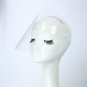 Image 4 - 5 шт., прозрачная маска для защиты лица от брызг