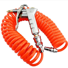 Copper Head High Pressure Cleaning Spray Gun Air Blow Dust  Pneumatic Hose Connector for Car Home Duster Tools