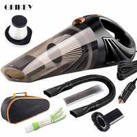 GRIKEY 4800Pa petit aspirateur de voiture 120W aspirateur Portable Auto grande capacité lavage aspirateur de voiture