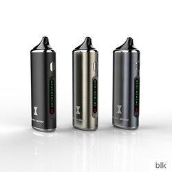 Originele Black Blk Weduwe Tc Droge Kruid Kit Met Keramische Verwarming Kamer Kruiden Wax Roken Accessoire Voor Tabak Grinder