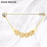 New 2019 Cute Jewelry & Accessories Brooch Decoration Brooches For Women Birthday Wedding Party Beautiful Kids Gift