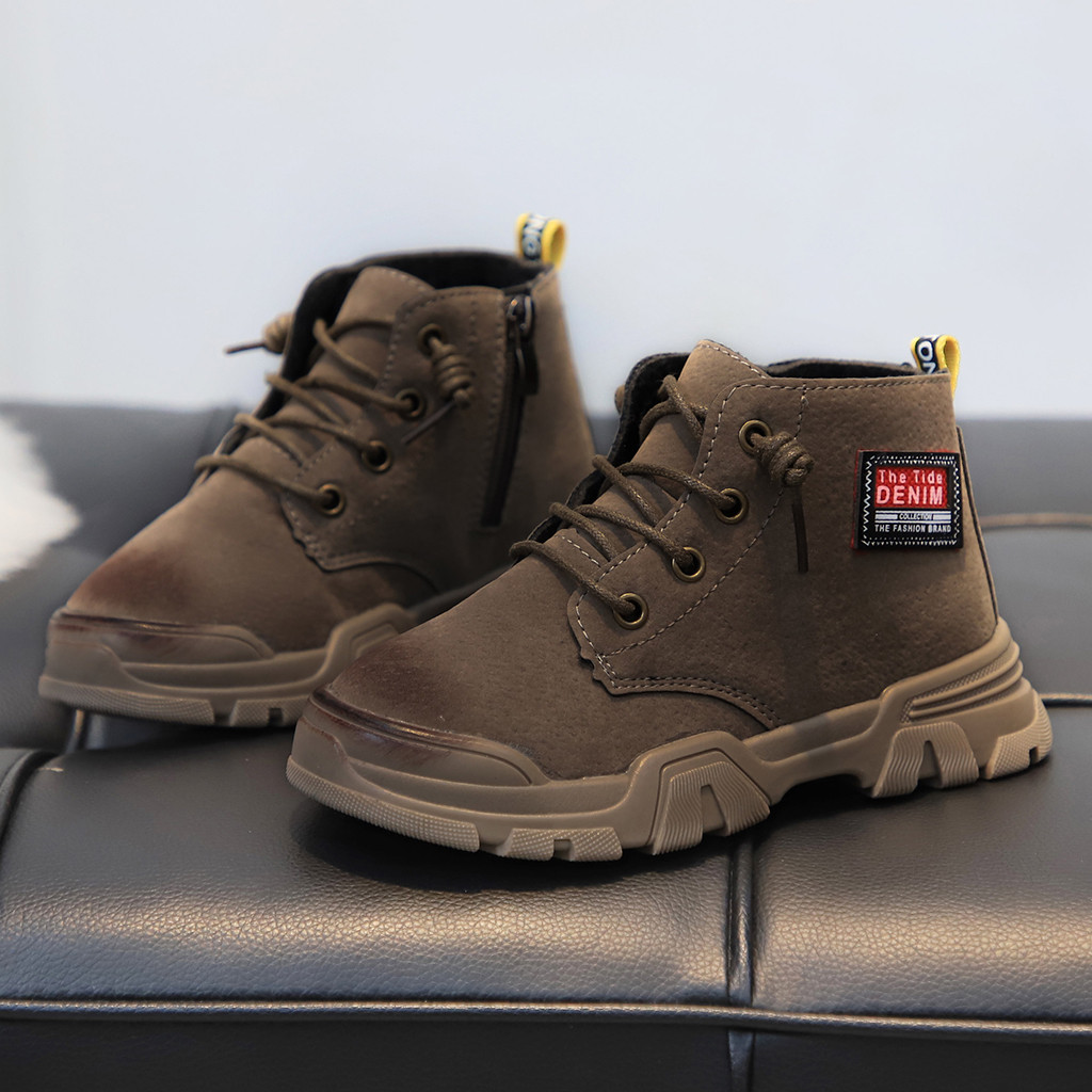 JAYCOSIN Hot Sale Kids Ankle Boots