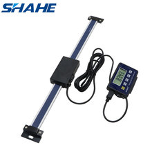 shahe 300 mm 12 Digital Readout linear scale DRO Magnetic Remote External Display for Bridgeport Mill Lathe Linear Scale