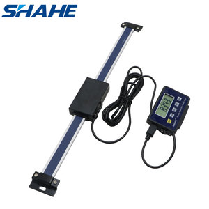 Image 1 - shahe 300 mm 12 Digital Readout linear scale DRO Magnetic Remote External Display for Bridgeport Mill Lathe Linear Scale
