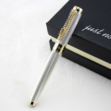 Jinhao 1200 Golden Dragon luxury business gift school office Writing Fountain