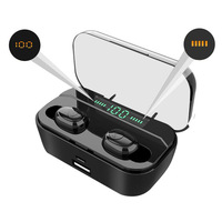 Bluetooth Earphones For Huawei Honor 20 Pro Honor 8 9 10 Lite 7X 7C 7A V9 Play Wireless Headphone Earbud with Charging Box +Mic
