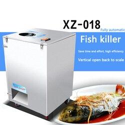 Pionowa komercyjnych zabijania ryb maszyna wielofunkcyjny automatyczny otwarty brzuch/odkryte plecy ryb zabójców dla restauracji/stołówka 1PC