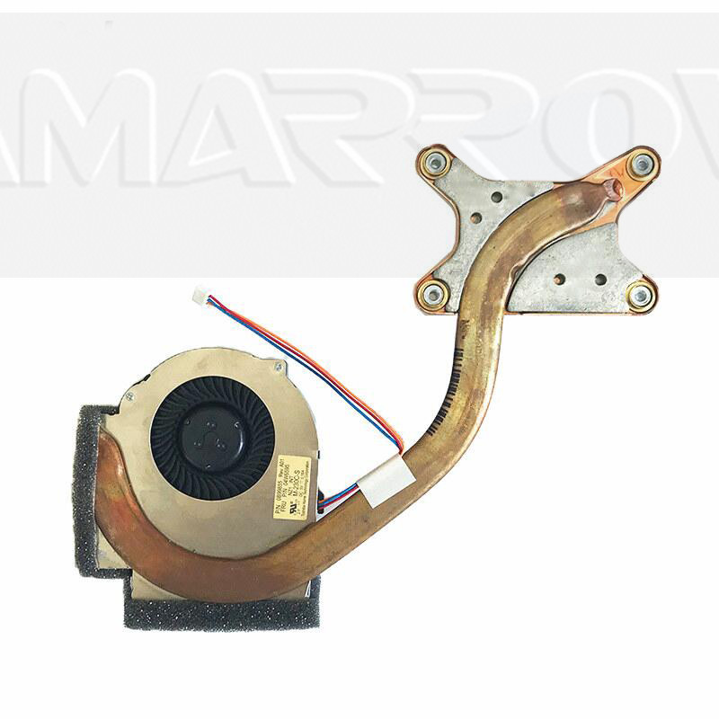 Original For Lenovo ThinkPad T410 T410i Cpu Heatsink Fan 45M2721 45N5685