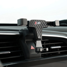 Car Phone Holder For Honda Civic 10th Gen 2016 2017 2018 2019 Air Vent Mobile Mount Stand Clip