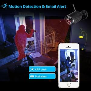 Image 5 - KERUI 2MP 1080P Wireless Outdoor Home Security WiFi IP Kamera Volle HD IP54 Wasserdichte Überwachung CCTV Kamera Nachtsicht