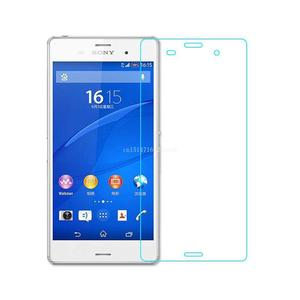 Image 2 - 2Pcs/Lot 9H 0.3mm 2.5D Tempered Glass For Sony Xperia Z3 Compact Z1 Z2 Z4 Z5 Premium Anti Explosion Screen Protector