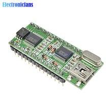 Control de voz de WT588D-U WT588D-U-32M 5V Mini interfaz USB controlador de sonido para 32M DC 2,8 V 5,5 V DAC PWM WAV de salida