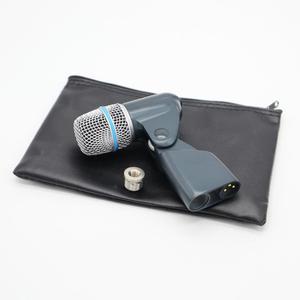 Image 5 - Microfone com tambor beta52 beta52a, 1 conjunto com estilo de baixo, microfone com BETA 52A kick, beta52, beta91, beta91a, 52, beta56a, beta91, beta91a estilo de baixo microfone