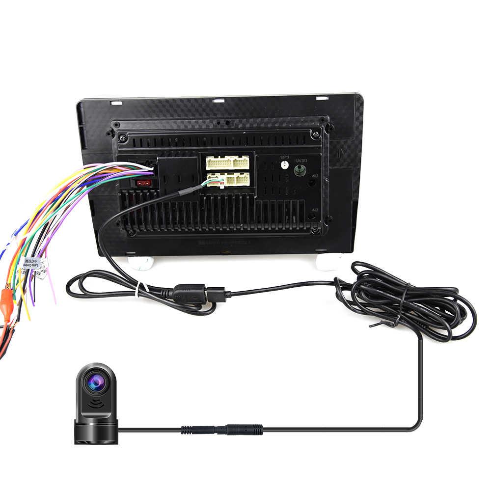 HDP LeeKooLuu ADAS Auto Dashcam DVR Carro Câmera USB Loop Registro G-sensor de Gravador de Carro Para Android Navegação Especial gravador de DVR