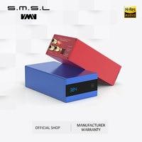 SMSL Sanskrit 10th SK10 Hifi Digital Decoder AK4490 PCM384 DSD256 DAC Pre out Accelerometer Support OTG with Remote Control