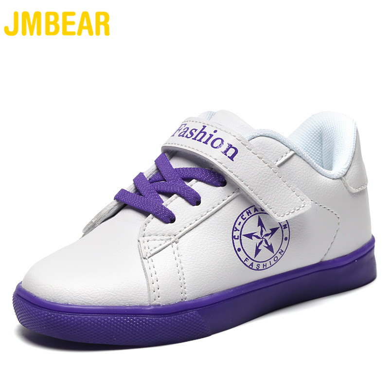 JMBEAR New Kids Shoes Casual Board Shoes Children's Sports Outdoor Running Shoes Older Boys And Girls кроссовки детские 7016