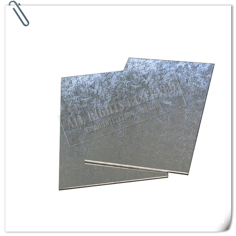 Galvanized Sheet Cold Rolled Sheet Iron Sheet Carbon Steel Sheet Laser Cut Square