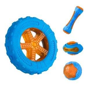 Pet Ball Throwing Flying Disc