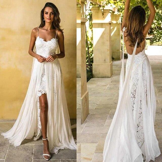 Robe de Mariage Bohème Chic Lily