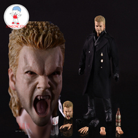 1/6 Scale Vampire Action Figure Model with 2 Head Sculpt Accessories Collections Male Boy Figures