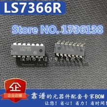 Free Shipping  1PCS/lot   LS7366R LS7366R S LS7366R TS DIP 14 Encoder