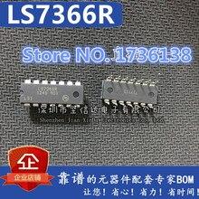 Livraison gratuite 1 pièces/lot LS7366R LS7366R S LS7366R TS DIP 14 encodeur