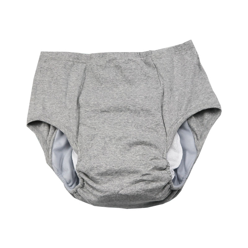 Adult Cloth Diapers Man Woman Can Wash  Old Urine Does Not Wet Diaper Pants Incontinence Waterproof Cotton Diaper With Inserts