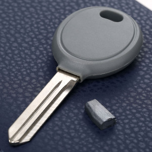 Image 4 - Uncut Replacement Ignition Transponder Car Remote Key Fob Shell Case Cover ID 46 Chip For Chrysler Dodge Jeep