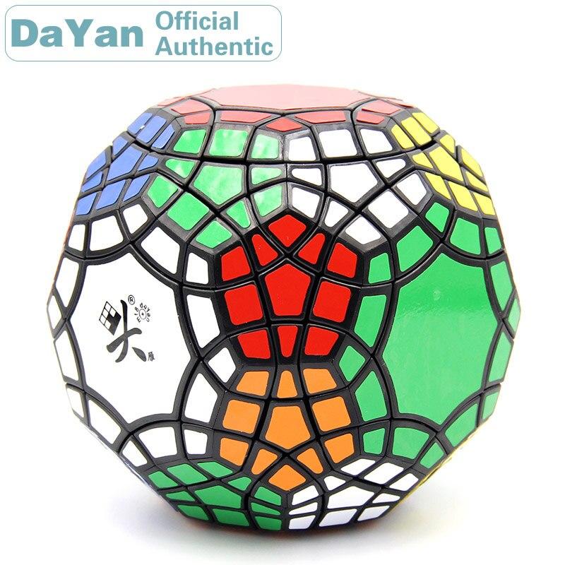DaYan 30 axes TredykHedron fait face à Cube magique Gem/Football professionnel vitesse Puzzle Antistress jouets éducatifs pour enfants enfants