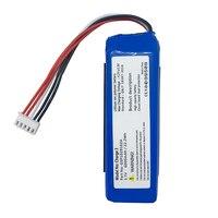 1pc bateria de polímero de íon de lítio 3.7 v 6000 mah 22.2wh carga 3 bateria para jbl carga 3 gsp1029102a