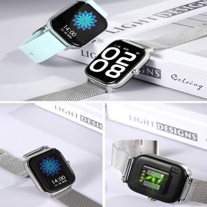 Image 3 - DT35 P8 Pro Men Smart Watch Bluetooth Call Wristwatch ECG Smartwatch Heart Rate Monitor Fitness Tracker IP67 Smartwatch Women