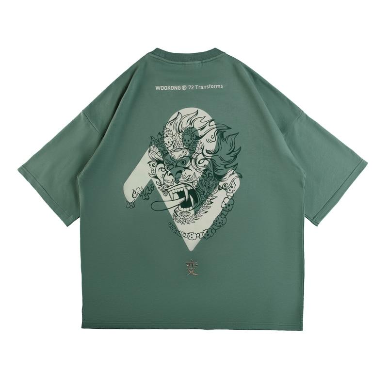 Estate Tee di Skateboard Ragazzo Skate Tshirt Magliette e camicette 2019 Nuovo Colore T Shirt Mens Cotone casual T Shirt Grafica Personalizzata WOOKONG di Marca