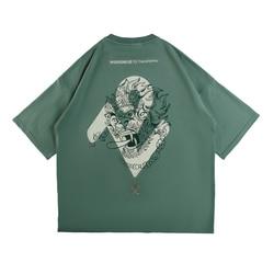 Summer Skateboard Tee Boy Skate Tshirt Tops 2019 New Color T Shirt Mens Cotton Casual T-shirts Custom Graphic WOOKONG Brand