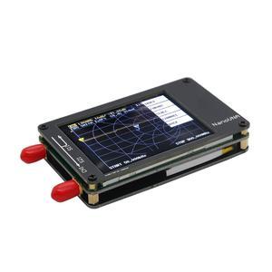 Image 4 - TZT NanoVNA Vector Analyzer 50KHz 900MHz HF VHF UHF Antenne Analyzer 2,8 inch LCD Display mit Batterie